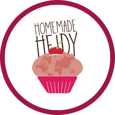 Home Made Heidy Logo